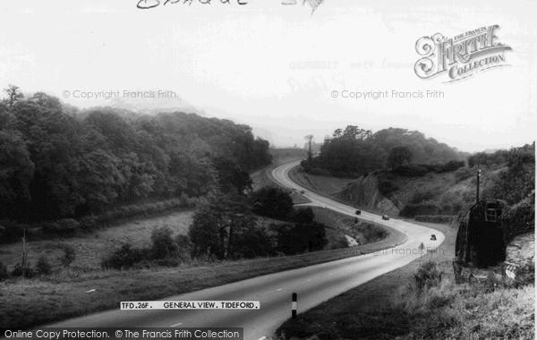 Photo of Tideford, c.1960
