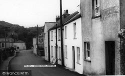 Tideford, Church Road c.1960