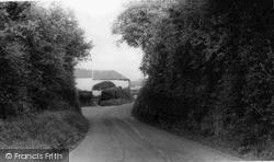 Tideford, Cross c.1960