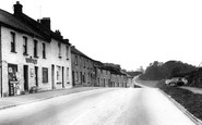 Tideford, Mill Road c1960