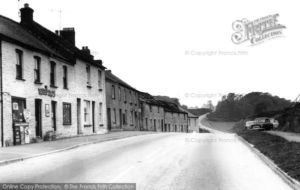 Photo of Tideford, Mill Road c1960