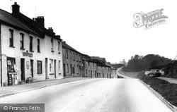 Tideford, Mill Road c.1960