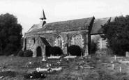 Tideford, St Luke's Church c1960