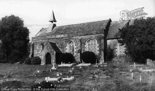 Photo of Tideford, St Luke's Church c1960
