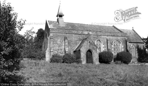 Photo of Tideford, St Luke's Church c.1960
