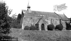 Tideford, St Luke's Church c.1960