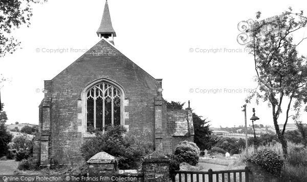 Photo of Tideford, St Luke's Church c.1960