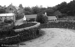 Tideford, The Bridge c.1960