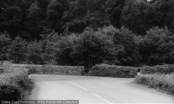 Photo of Tideford, The Bridge Cc.1960