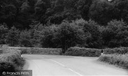 Tideford, The Bridge Cc.1960