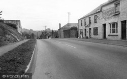 Tideford, The Stores c.1960