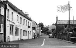 Tideford, The Village c.1955