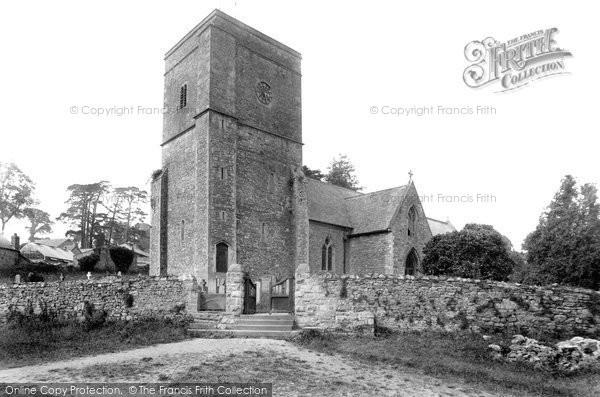 Photo of Tidenham, St Mary And St Peter's Church 1906
