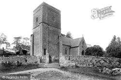 Tidenham, St Mary And St Peter's Church 1906