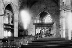 Church Nave 1896, Tideswell
