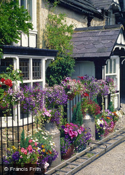 Cottage On Main Street c.1990, Tideswell