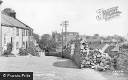General View c.1955, Tideswell