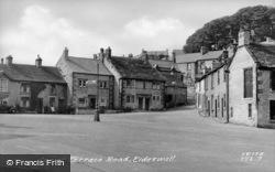 Lower Terrace Road c.1955, Tideswell