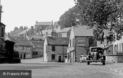 Market Square c.1955, Tideswell