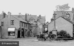 Queen Street c.1950, Tideswell