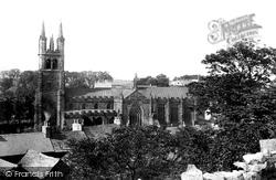 St John's Church 1896, Tideswell