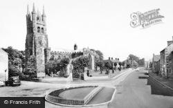 The Church c.1960, Tideswell