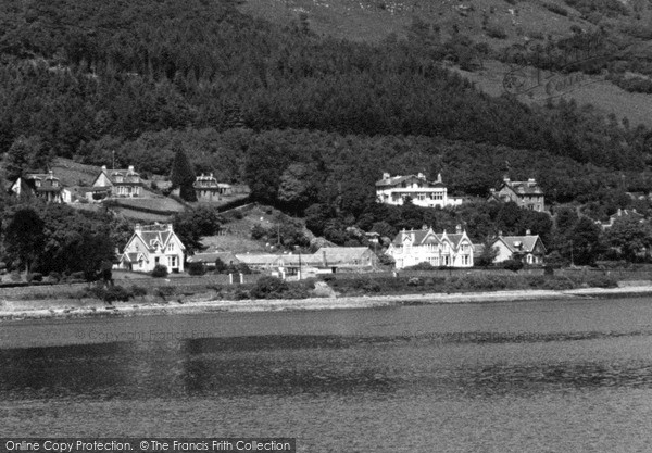 Photo of Tighnabruaich, From The Kyles c.1955