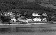 Tighnabruaich, From The Kyles c.1955