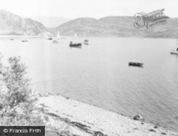 Tighnabruaich, The Kyles Of Bute c.1955