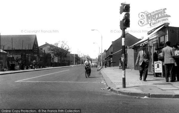 Photo of Tilbury, Calcutta Road  c.1955