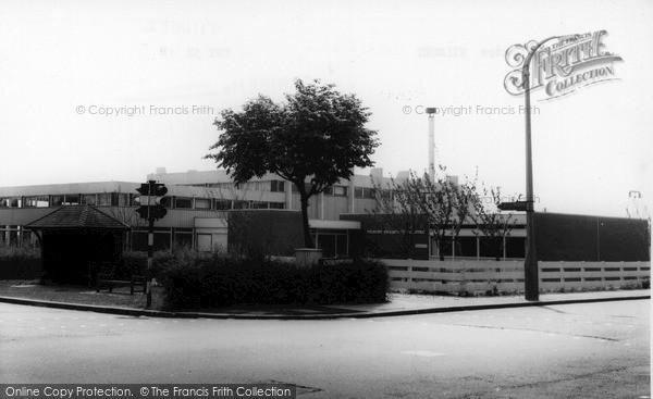 Photo of Tilbury, Civic Centre c.1960