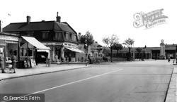Tilbury, Civic Square c.1960