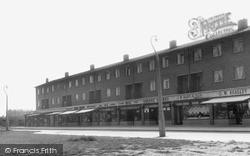 Tilbury, Commonwealth House c.1960