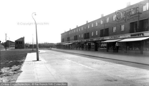 Photo of Tilbury, Commonwealth House c.1960
