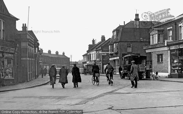 Photo of Tilbury, Dock Road 1956