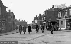 Tilbury, Dock Road 1956
