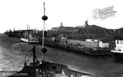 Tilbury, Ferry c.1960
