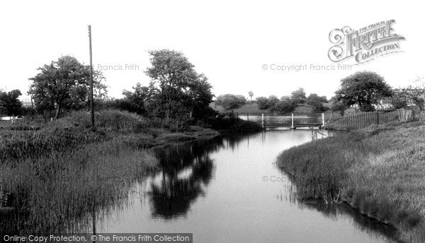 Photo of Tilbury, Fort Grounds c.1960