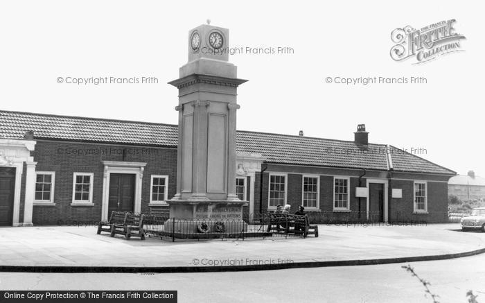 Photo of Tilbury, Memorial And History Museum c.1960