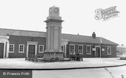 Tilbury, Memorial And History Museum c.1960