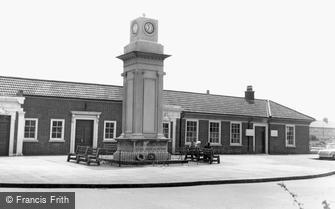 Tilbury, Memorial and History Museum c1960