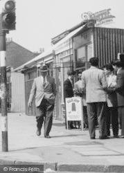 Tilbury, Men In Calcutta Road  c.1955