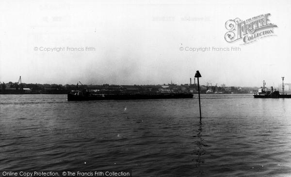 Photo of Tilbury, Riverside c.1960