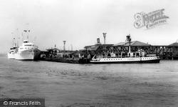 Tilbury, Riverside c.1960