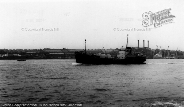 Photo of Tilbury, Riverside c.1960