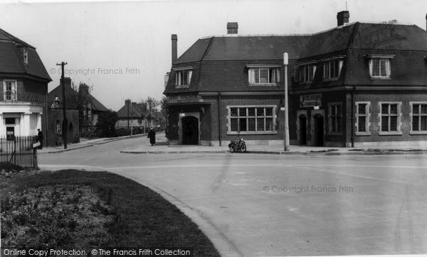 Photo of Tilbury, The Anchor c.1960