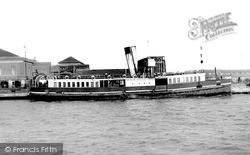 Tilbury, The Ferry c.1955