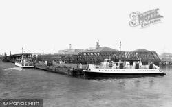 Tilbury, The Ferry c.1960