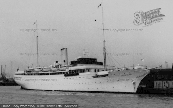 Photo of Tilbury, The Stella Polaris c.1960