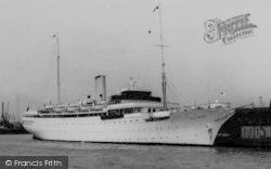 Tilbury, The Stella Polaris c.1960